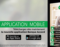 Banque Accord - Application mobile