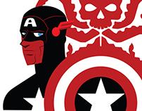 Captain America: Hidden enemy