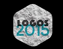 logotypes logotipos 2015 logo design