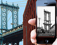 NYC WayBack Mobile App