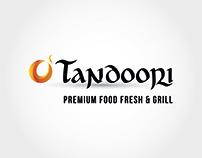 Logo du restaurant indien O'TANDOORIwww.o-tandoori.com