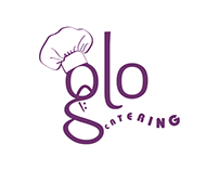 Glo Catering (Logo Design)
