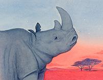 苏丹的犀角SUDAN'S HORN