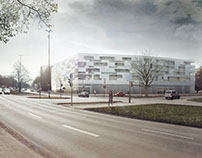 Insbrucker Ring, Munich, Germany ( CGI 2013 )