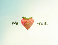 AGRANA - WE LOVE FRUIT | Keyvisual + Imagefilm