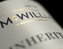 Mc Williams Wine Brand Film & Advertising images