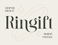 Ringift - A Modern Serif