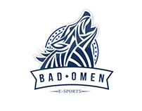 Logo | Bad Omen E-Sports