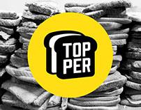 Topper Sandwich Brand