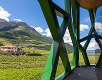 Weinarchitektur Südtirol
