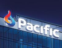 Pacific E&P // Rebranding