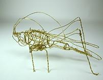 Spatial Dynamics, Carol Lasch, Line Project
