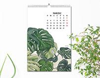 2018 Invenzio Calendar