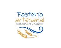 PASTERIA ARTESANAL Alessandro y Claudia