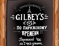 Gilbey's proposal