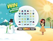 BP Winter Getaway Campaign