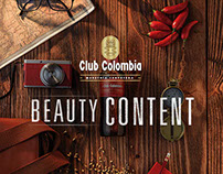 Beauty Content, Club Colombia