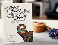 Wedding invites & save the dates