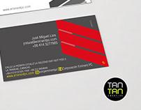 Identidad Corporativa con TanTan Creative Diseño Web
