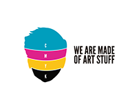 We Are Made Of Art Stuff