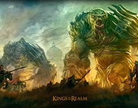 Kings of the Realm: Website