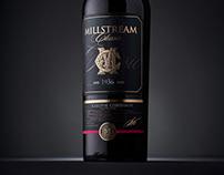 Wine Label Design Selection - Millstream