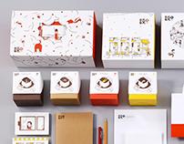 Social Cafe 說說咖啡|包裝識別設計