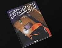 Experimental Jetset life Magazine issue 1
