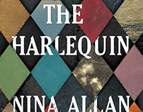 The Harlequin Book Jacket