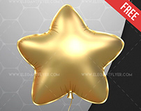 Star – Free 3d Render Templates