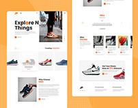 Top UI Design for Online Shoe Stores in 2020