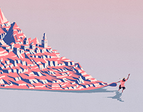 Doctors Without Borders / Illustri: One Million Steps