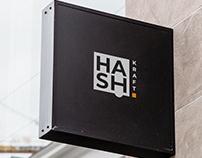 Hash Kraft media labs branding