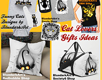 ★ Cute, Funny and Lovely Gifts Ideas for Cat Lovers ★
