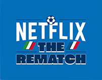 Netflix | The Rematch | Social activation | 2019