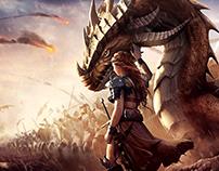 War Dragons Static UA Banners