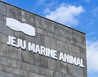 JEJU MARINE ANIMAL MUSEUM MI Design
