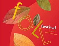 Fall Festival Poster – Personal