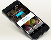 Noisyox Mobile Application