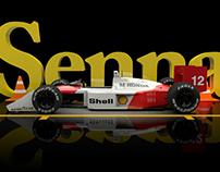 Senna - McLaren MP4/4