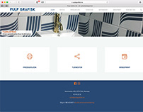 Redesign av webside