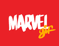 Marvel Gif Collection