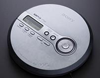 Sony Walkman D - NF 340