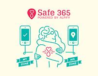 Safe 365 - Propuesta Gráfica