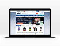Supplementler.com - eCommerce Design