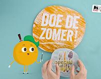 """Delhaize """"Doe de Zomer"""""""