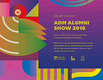 OPEN CALL — ADM Alumni Show 2016