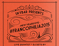 Skybar New Years Eve 2015