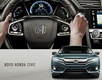 New Honda Civic Ad