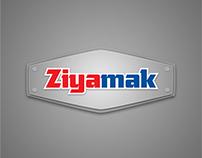 ZİYAMAK MAKİNE SANAYİİ - WEB SİTESİ